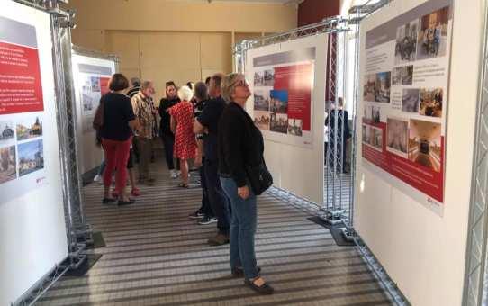 Exposition ReimsAvant à la Maison Commune du Chemin Vert