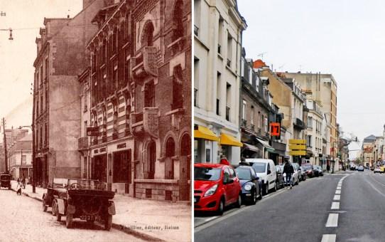 Avenue Jean-Jaurès