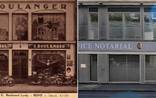 La maison Boulanger, boulevard Lundy