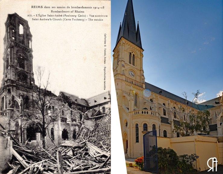 Eglise Saint-André Reims