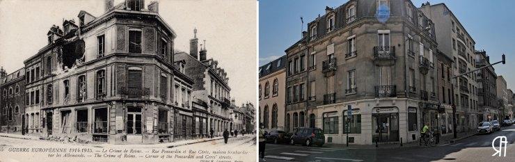 Rue cérès rue Ponsardin