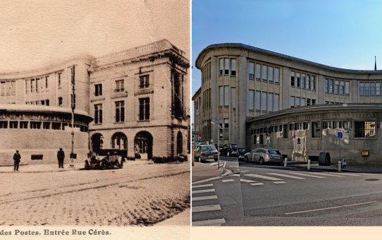 L'Hôtel des Postes, rue Cérès
