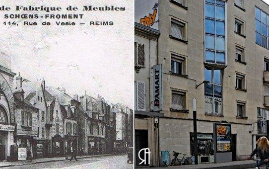 La Grande Fabrique de Meubles - Schoens-Froment - 111-114 rue de Vesle