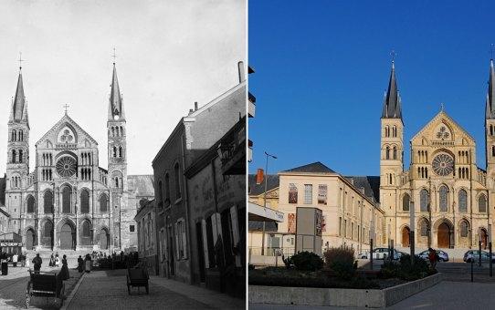Saint-Remi, la basilique et le quartier
