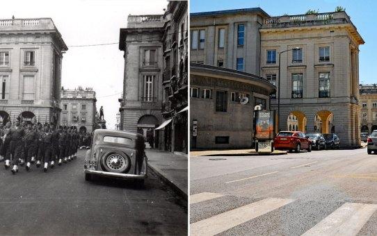 14 juillet en 1940 et 1949