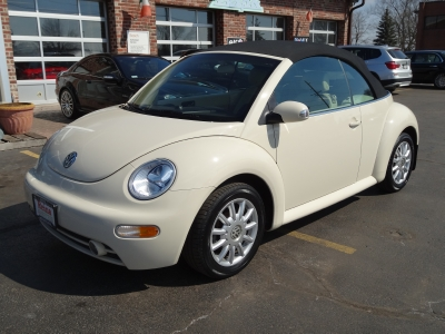 2005 Volkswagen New Beetle CONVERTIBLE GLS Stock  5126 for sale near Brookfield WI  WI