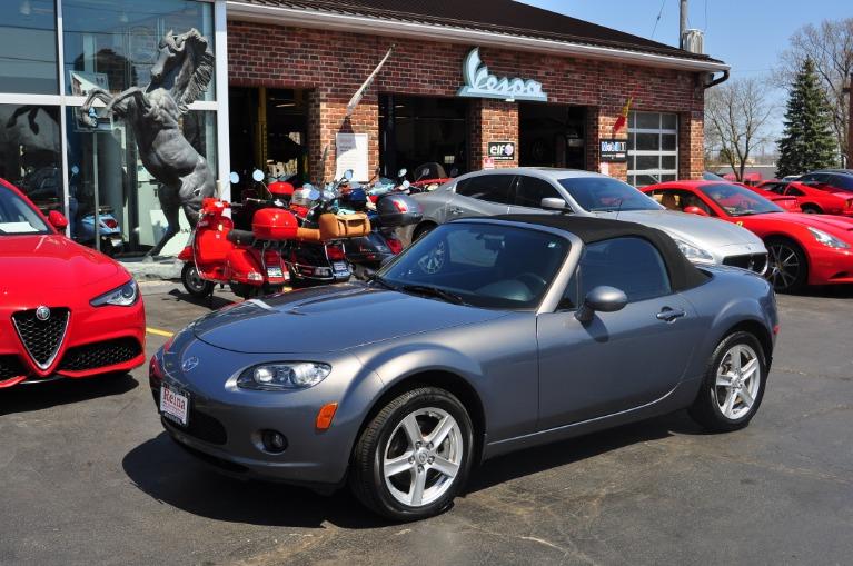 2008 Mazda Miata Mx5 Engine Parts And Components Car Parts Diagram