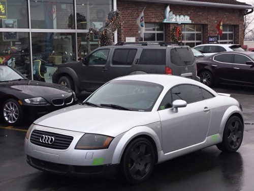 small resolution of used 2001 audi tt 225hp quattro