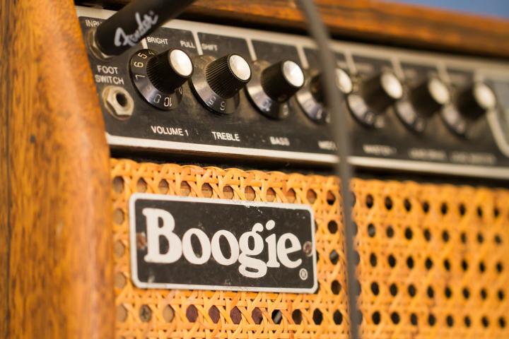 Mesa/Boogie Mark IIB