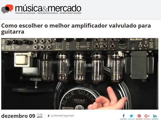 Música & Mercado – Novo colunista da revista!