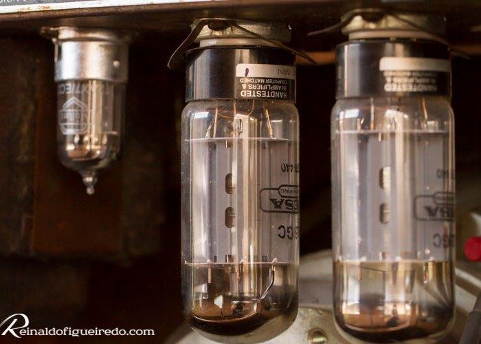 Amplificadores Valvulados