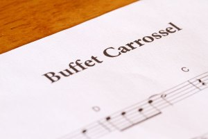 Buffet Carrossel – Jingle