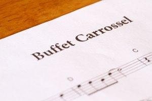 Buffet Carrossel – Jingle