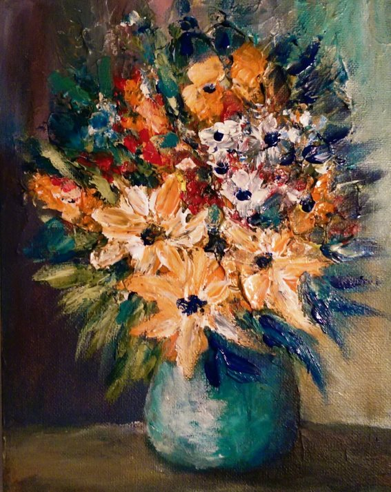 Chaos to bloom2, sold