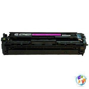 HP CB543A 125A Magenta Umplere HP Color Laserjet CM1512