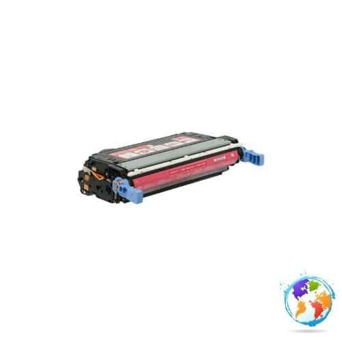 HP CB403A 642A Magenta Umplere HP Color LaserJet CP4005N