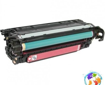 HP CE263A 648A Magenta Umplere HP Color LaserJet Enterprise CP4525n