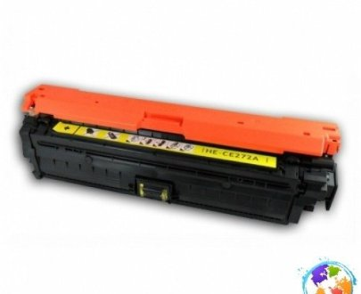 HP CE272A 650A Yellow Umplere HP Color LaserJet Enterprise CP5520