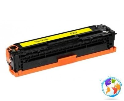 HP CE322A 128A Yellow Umplere HP Color Laserjet CM1415FNW