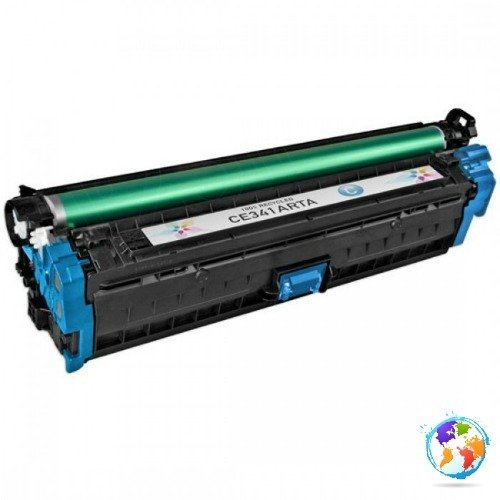 HP CE341A 651A Cyan Umplere HP LaserJet Enterprise 700 color MFP M775z
