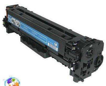 HP CE411A 305A Cyan Umplere HP LaserJet Pro 400 color MFP M475