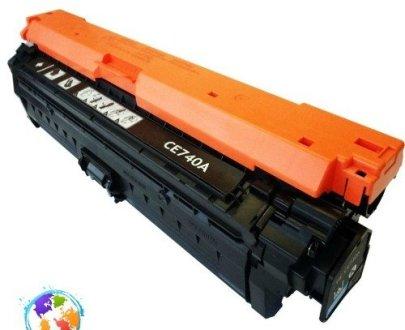 HP CE740A 307A Black Umplere HP Color LaserJet Professional CP5225n