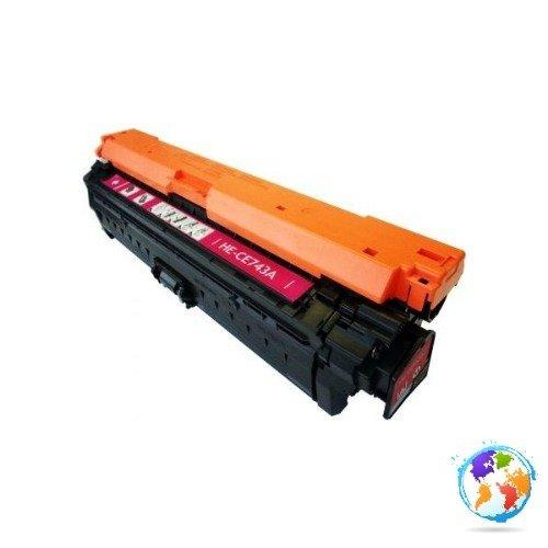 HP CE743A 307A Magenta Umplere HP Color LaserJet Professional CP5225n