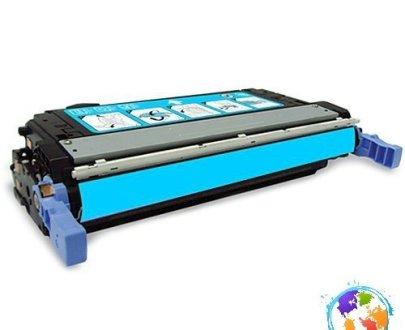 HP Q5951A 643A Cyan Umplere HP Color Laserjet 4700N