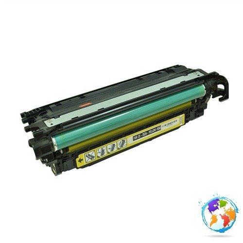 HP CE252A 504A Yellow Umplere HP Color LaserJet CP3520