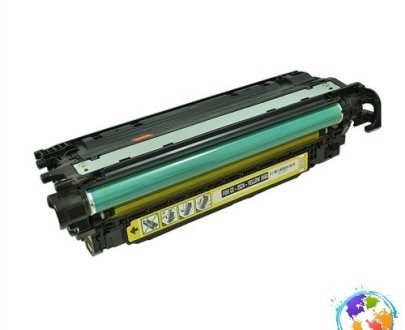 HP CE252A 504A Yellow Umplere HP Color LaserJet CP3520