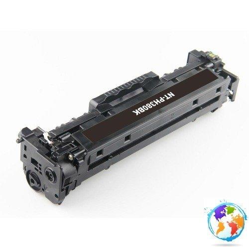 HP CF380A 312A Black Umplere HP Color LaserJet Pro MFP M476NW
