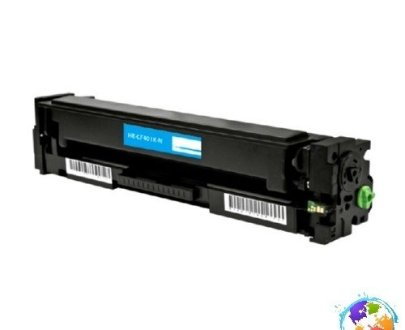 HP CF401X 201X Cyan Umplere HP Color LaserJet Pro M252dw
