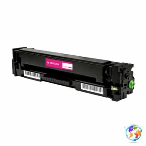 HP CF403X 201X Magenta Umplere HP Color LaserJet Pro MFP M274n