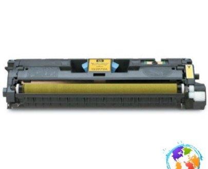 HP Q3972A 123A Yellow Umplere HP Color Laserjet 2820