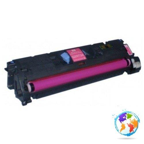HP Q3973A 123A Magenta Umplere HP Color Laserjet 2550Ln
