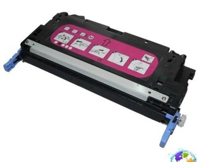 HP Q7563A 314A Magenta Umplere HP Color LaserJet 3000
