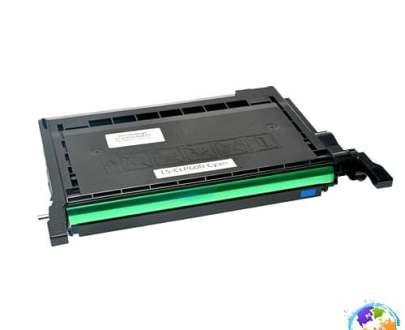 Samsung CLP C600A Cyan Umplere Samsung CLP 650N