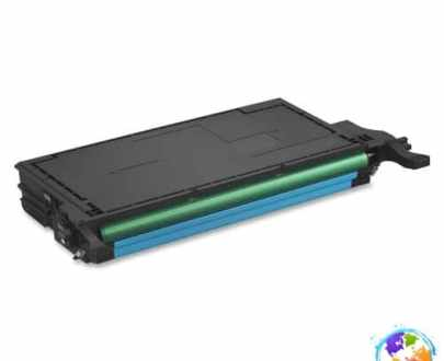 Samsung CLP C660A Cyan Umplere Samsung CLX 6200ND