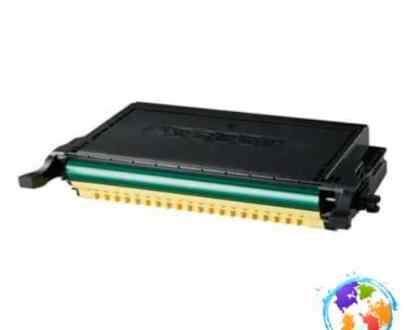 Samsung CLP Y660A Yellow Umplere Samsung CLX 6200ND