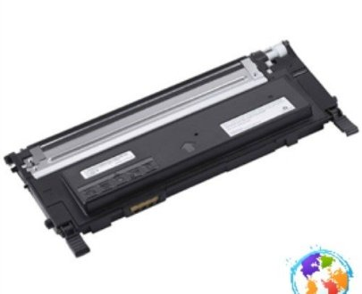 Dell Y924J Black Umplere Dell 1235cn