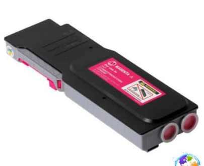 Dell 8JHXC Magenta Umplere Dell C3760n