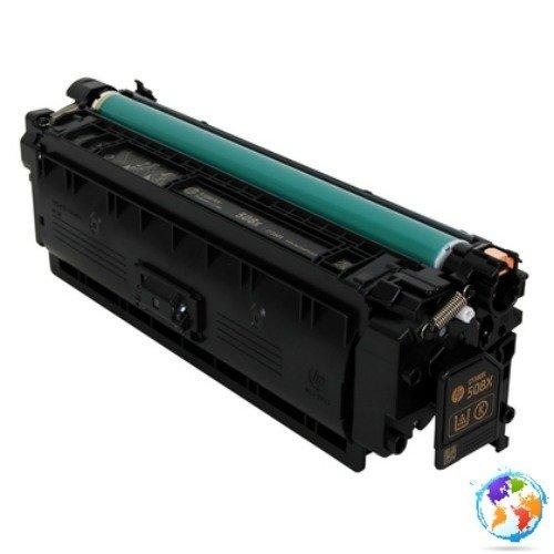 HP CF360X 508X Black Umplere HP Color LaserJet Enterprise Flow MFP M577z