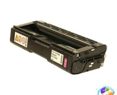 Ricoh 406100 Magenta Umplere Ricoh Aficio SPC222DN