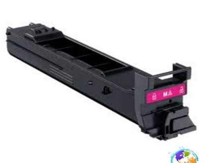 Konica Minolta A0DK352 Magenta Umplere Konica Minolta Magicolor 4650DN