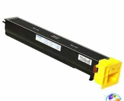 Konica Minolta A070250 Konica Minolta TN 611Y Yellow Umplere Konica Minolta Bizhub C451