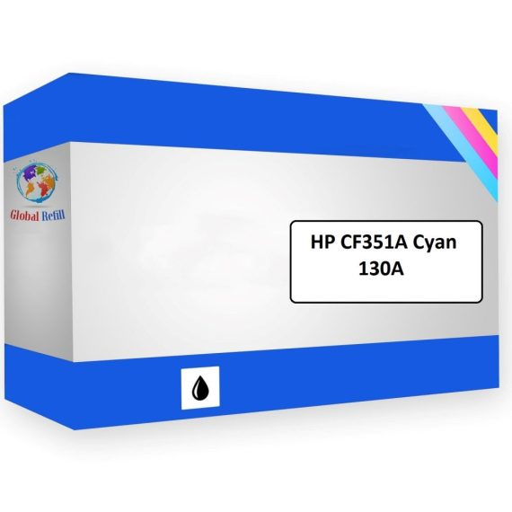 Compatibil HP CF351A 130A Cyan