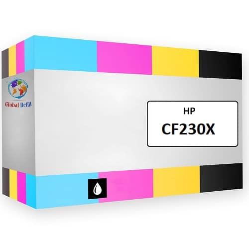 Cartus Compatibil HP CF230X 30X - HP LaserJet Pro MFP M227sdn