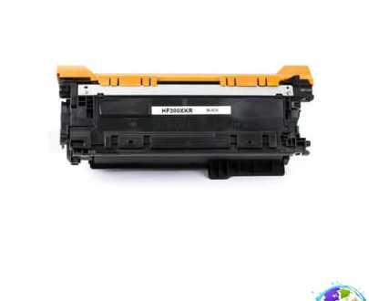 hp CF330X 654X Black Umplere HP Color LaserJet Enterprise M651xh