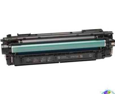 hp CF471X 657X Cyan Umplere HP Color Laserjet ENTERPRISE M681FZ