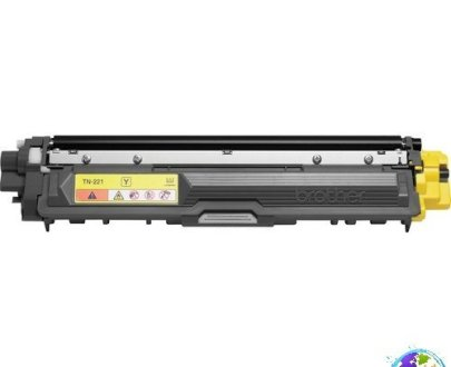 Brother TN221Y Yellow Umplere Brother HL 3180CDW
